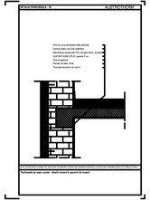 Pardoseala pe sapa uscata - detaliu izolare la zgomot de impact AUSTROTHERM Basement, Floor Plans, Company Logo, Storage, Purse Storage, Root Cellar, Larger, Basements, Floor Plan Drawing