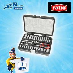 Maletin de herramientas Ratio 5997H32