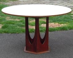 Mid Century Modern Harvey Probber Game Table