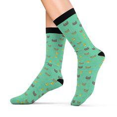 Catsy 2.0 Sublimation Socks