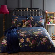 Buy the beautifully designed Renaissance Bed Linen Set by Oasis Home, by The French Bedroom Company. Shop 24 hours a day for Effortless Luxury Online. Beige Bed Linen, Bed Linen Sets, Comforter Sets, King Comforter, Buy Pillows, Green Pillows, Blue Cushions, Renaissance, Blue Bedding