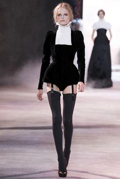 Ulyana Sergeenko Fall 2013 Haute Couture  ♥♥♥