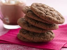 Prize-Winning Recipe 2007! Bite into a crispy, chewy, spicy but mild chocolate cookie reminiscent of the classic Mexican hot chocolate drink.