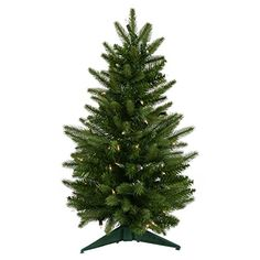 2 PreLit Frasier Fir Artificial Christmas Tree  Clear Lights * Want additional info? Click on the image.
