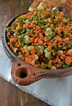Fried Rice, Healthy Recipes, Healthy Food, Fries, Pasta, Ethnic Recipes, Salad, Seeds, Bulgur