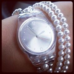 un gioiello di Swatch... http://www.gioielleriagigante.it/categoria-prodotto/orologi/swatch-orologi/swatch-donna/