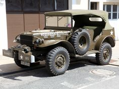 1942 Dodge WC-57 T214 military truck trucks