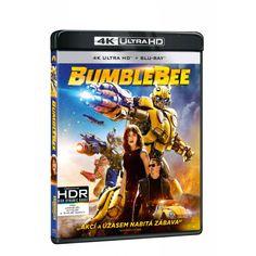 Blu-ray Bumblebee, UHD + BD, CZ dabing | Elpéčko - Predaj vinylových LP platní, hudobných CD a Blu-ray filmov Dynamic Range, Sci Fi Fantasy