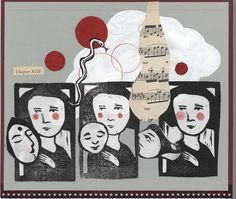 Collage by Christine Panushka