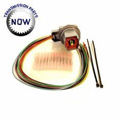 45RFE, 545RFE, 68RFE dodge solenoid block white connector