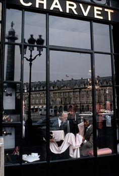 naimabarcelona:  Place Vendôme  Paris 1978