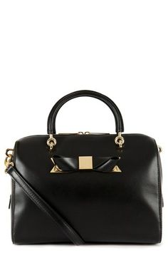 Ted Baker London 'Cantico' Leather Bowler Bag | Nordstrom