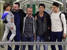 The man who was tripped by a kick from a Hungarian camerawoman is now rebuilding his life in Spain. He's learning Spanish, working at a soccer academy — and trying to reunite his family. Soccer Academy, Refugee Crisis, Soccer Coaching, Syrian Refugees, Miguel Angel, Learning Spanish, New Job, New Life, Social Justice