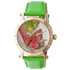 Bertha Ladies' Gisele Watch in Green - Beyond the Rack