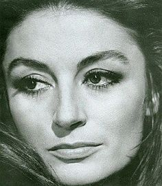 Anouk Aimee Anouk Aimee, And God Created Woman, Catherine Deneuve, French Films, Yesterday And Today, Classic Movies, France, Most Beautiful Women, Major Arcana