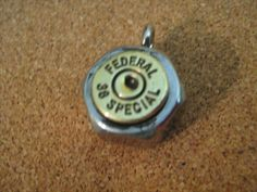 Nutz over Bulletz 38 Special by BulletsAntlersEtc on Etsy, $25.00  NEW ITEM JUST RELEASED