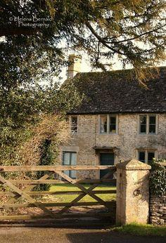 The fairytale country house