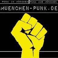 Muenchen-Punk auf Facebook