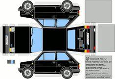 Fiat 126, Porsche, Audi, Bmw, Paper Airplane Models, Paper Models, Rolls Royce, Aston Martin, Calgary