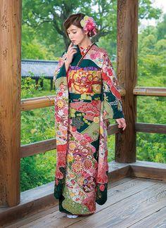 マイン(M-510)|成人式の振袖のご購入/レンタルは京都きもの工房グループ<KYOTO SWEET COLLECTION>