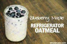 ... oatmeal on Pinterest | Overnight oatmeal, Overnight oats and Oatmeal