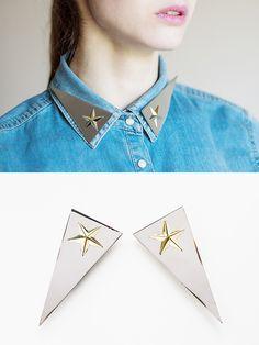 Star magnet collars