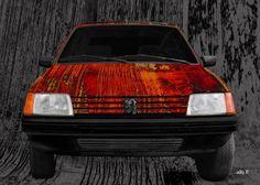 Peugeot 205 Art Car