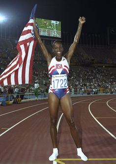 Jackie Joyner-Kersee world record | Notable US Olympic Hall of Fame inductees | NBC Sports WR i sjukamp 7.291 p Seoul 1988-09-24.