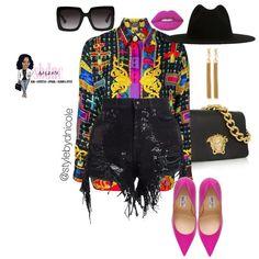 Black Girl Fashion, Cute Fashion, Fashion Looks, Fashion Outfits, Womens Fashion, Fashion Trends, Fashion Fashion, Classy Outfits, Stylish Outfits