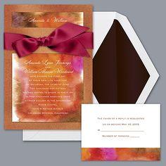 Found our invitations