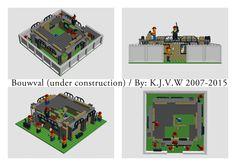 https://flic.kr/p/rdxegg | Bouwval (under construction)