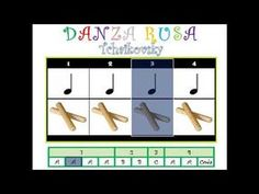 Danza Rusa. Tchaikovsky - YouTube Drum Lessons, Music Lessons, Teaching Music, Listening To Music, Flauta Melodica, Music Maniac, Drum Patterns, Teachers Room, Drum Music