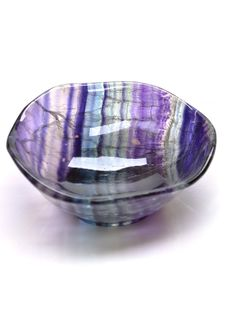 New Gemstone Bowls just added. See more here: http://www.exquisitecrystals.com/shapes/crystal-bowls