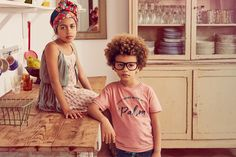 @MANGO_KIDS #afrocubano April - SS'16