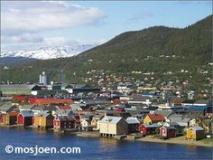 Mosjøen, Home is where your story begins! This is my home town and where I go to relax & gather strength to deal with problems if I have any