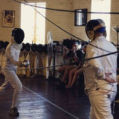 Epee on strip! #wedareyounottoloveit #weallplayswords #downtownfayettevillenc http://aafa.me/2s5zWd5