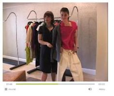 How to Accessorize a Suit and Add Versatility to Your Wardrobe- Video Style Tips - FocusOnStyle | Sharon Haver #businesschic