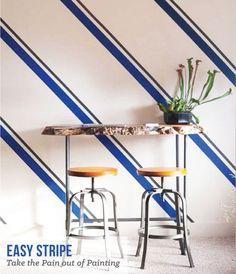 Easy Stripe - Get Creative