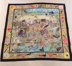 Hermes-Caesar-Kleberg-King-Ranch-Texas-90-scarf-Kermit-Oliver-NIB