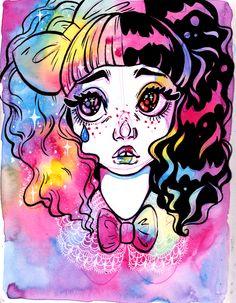 Melanie Martinez art!