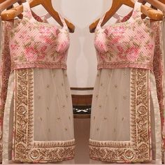 """80 Likes, 64 Comments - House Of 2 (@house_of_2) on Instagram: """"Steel grey saree with heavy emboridery border and pink flower blouse To purchase mail us at…"""""""