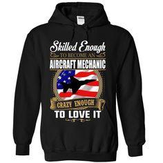 Nice Tshirt (Tshirt Cool Sale) 01 I AM aircraft mechanic -  Discount Hot  Check more at http://seventshirt.info/camping/tshirt-cool-sale-01-i-am-aircraft-mechanic-discount-hot.html