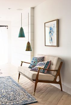 Haverhill Settee | Shop Anthropologie Home