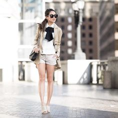 New blog post [link in bio!] Can't get enough of the leg-lengthening effect of these @mgemi mules! More on www.wendyslookbook.com | #lovemgemi @liketoknow.it www.liketk.it/2mKZO #liketkit |  by @minachristinne
