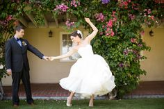 A Crazy FUN Wedding by Acqua Photo