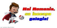 Hai Romania, sa inceapa galagia! Romania, Euro, Fictional Characters, Fantasy Characters