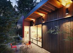 Hastings-Sunrise Artist Studio - Laneway Urban Infill / by Campos Leckie Studio