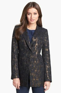 Lafayette 148 New York 'Dannette' Jacket available at #Nordstrom