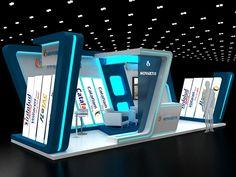 Novartis booth