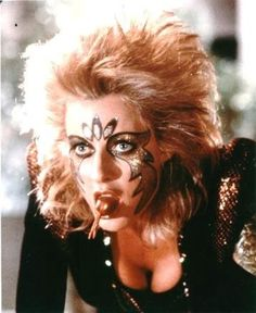 """<3 June Chadwick as Lydia in """"V"""" TV series 1984-1985 #Villainess"""